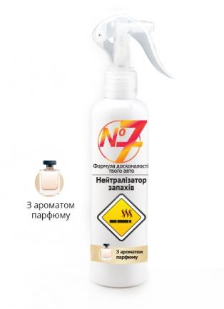 Нейтрализатор запахов «№7» с ароматом парфюма AM coatings