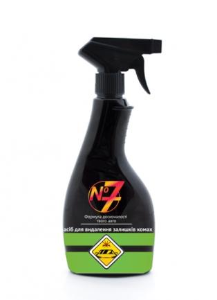 Очиститель следов насекомых «№7» AM coatings