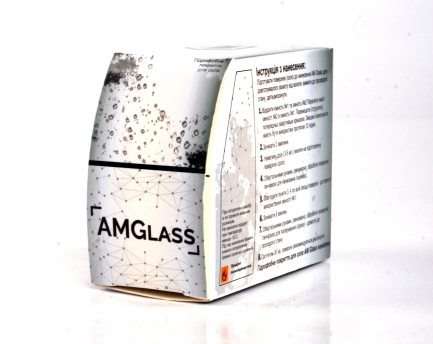 AM Glass гидрофобное покрытие для стекла в авто AM coatings