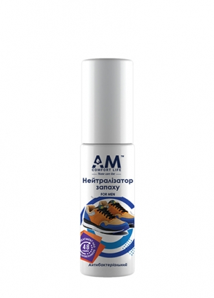 Нейтрализатор запаха (мужской) ТМ АМ 50 мл AM coatings