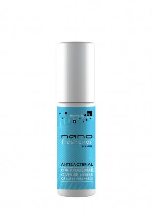 Nano Freshener Нейтрализатор запаха (мужской) 50 мл AM coatings