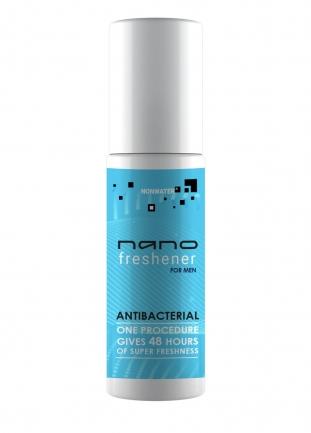 Nano Freshener Нейтрализатор запаха (мужской) 100 мл AM coatings