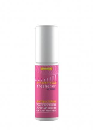 Nano Freshener Нейтрализатор запаха (женский) 50 мл AM coatings