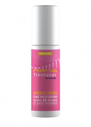 Nano Freshener Нейтрализатор запаха (женский) 100 мл AM coatings