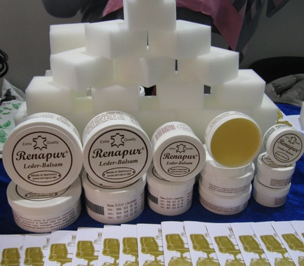 Бальзам Renapur для изделий из кожи, 125 мл AM coatings
