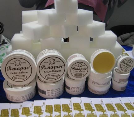 Бальзам Renapur для изделий из кожи, 60 мл AM coatings