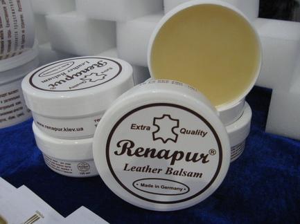Бальзам Renapur для изделий из кожи, 320 мл AM coatings