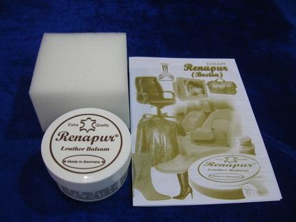 Бальзам Renapur для изделий из кожи, 250 мл AM coatings