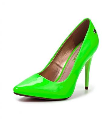Краска для кожи - Кислотно-Зеленая 35 мл AM coatings
