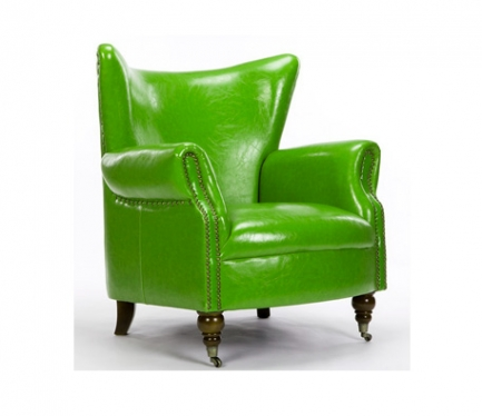 Краска для кожи - Кислотно-Зеленая 200 мл AM coatings