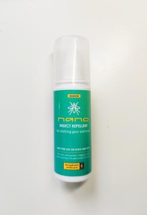 NONWATER Nano Засіб від комарів, кліщів, мух для одягу та спорядження 100мл AM coatings