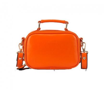 Краска для кожи - Оранжевая 35 мл AM coatings
