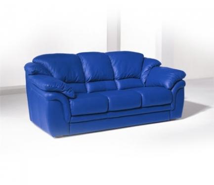 Краска для кожи - Синяя 200 мл AM coatings