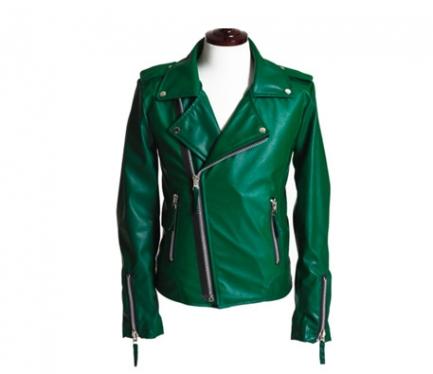Краска для кожи - Зеленая 200 мл AM coatings